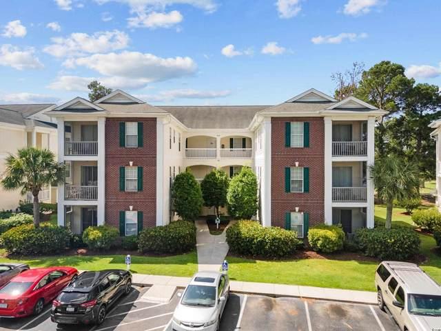 476 River Oaks Dr. 64C, Myrtle Beach, SC 29579 (MLS #2115239) :: Garden City Realty, Inc.