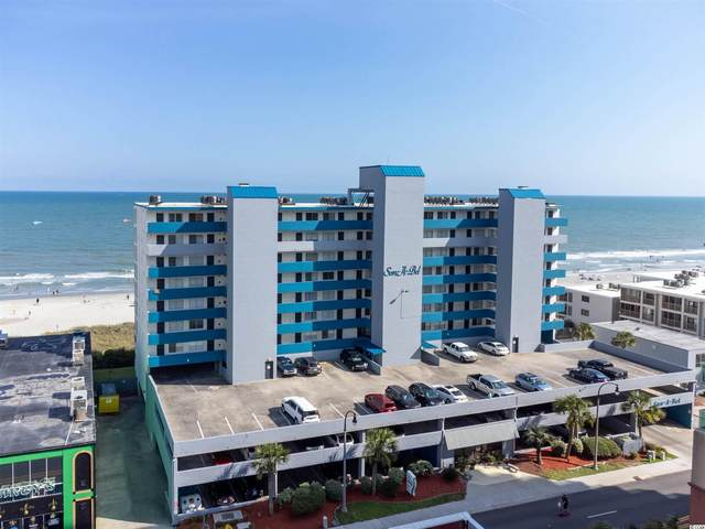 1709 S Ocean Blvd. S #408, North Myrtle Beach, SC 29582 (MLS #2115242) :: James W. Smith Real Estate Co.