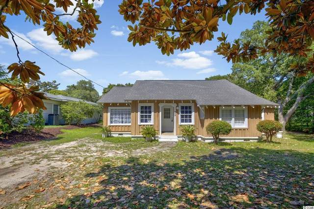 404 38th Ave. N, Myrtle Beach, SC 29572 (MLS #2115251) :: James W. Smith Real Estate Co.