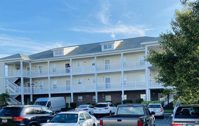 801 Crumpet Ct. #1131, Myrtle Beach, SC 29579 (MLS #2115252) :: Surfside Realty Company