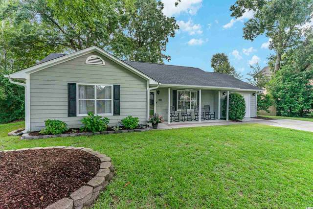 1081 Hickory Trail, Little River, SC 29566 (MLS #2115279) :: The Litchfield Company