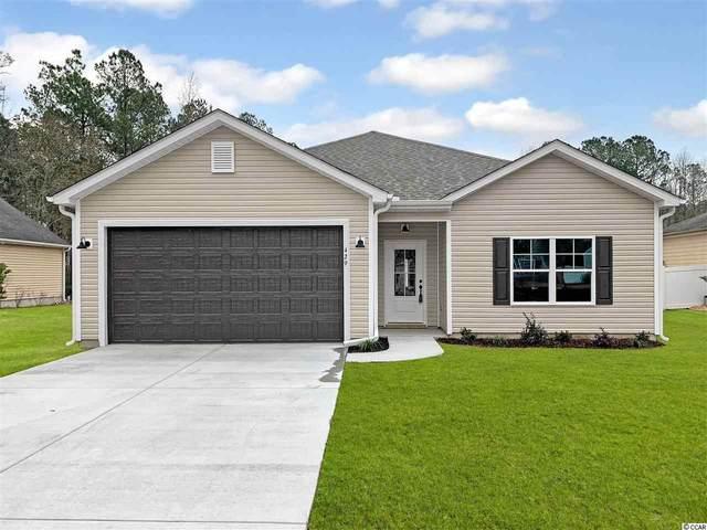 3917 Lake Dr., Loris, SC 29569 (MLS #2115284) :: Duncan Group Properties