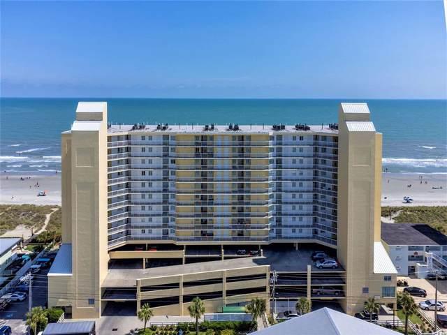 5404 N Ocean Blvd. Unit 4G, North Myrtle Beach, SC 29582 (MLS #2115290) :: Surfside Realty Company