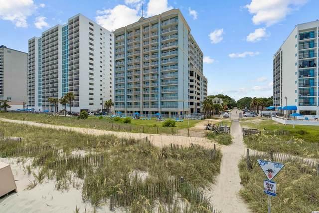 2501 S Ocean Blvd. #1231, Myrtle Beach, SC 29577 (MLS #2115293) :: Coldwell Banker Sea Coast Advantage