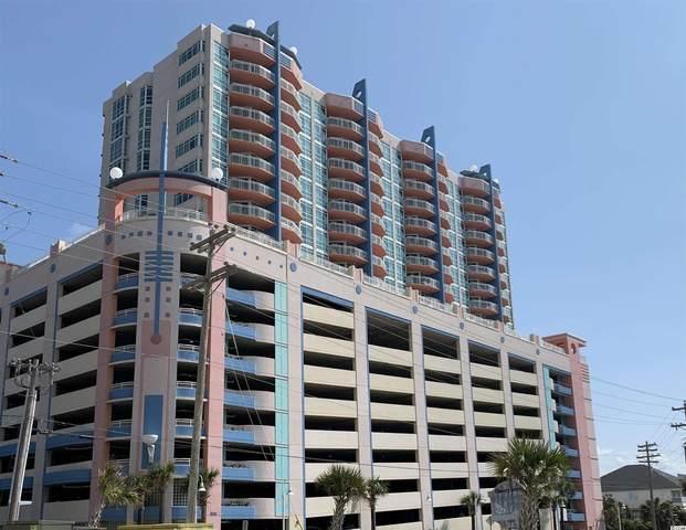 3601 N Ocean Blvd. #1233, North Myrtle Beach, SC 29582 (MLS #2115299) :: Dunes Realty Sales