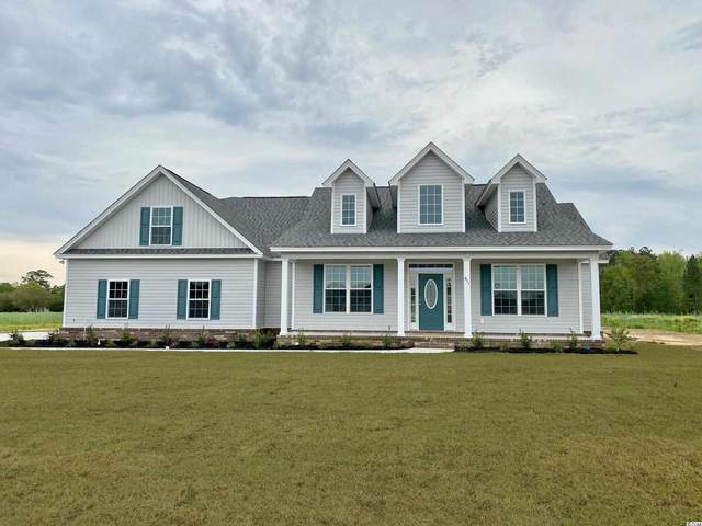 120 Pottery Landing Dr., Conway, SC 29527 (MLS #2115304) :: Jerry Pinkas Real Estate Experts, Inc