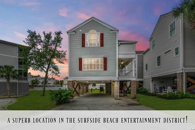 425 Surfside Dr., Surfside Beach, SC 29575 (MLS #2115338) :: Jerry Pinkas Real Estate Experts, Inc