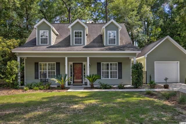 330 Belle Isle Rd., Georgetown, SC 29440 (MLS #2115343) :: Duncan Group Properties