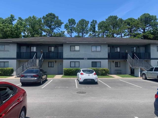 1101 2nd Ave. N, Surfside Beach, SC 29575 (MLS #2115366) :: The Litchfield Company