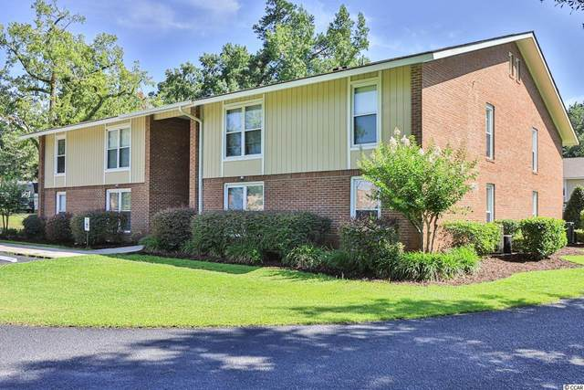 1015 Elm St. #8, Conway, SC 29526 (MLS #2115387) :: The Litchfield Company