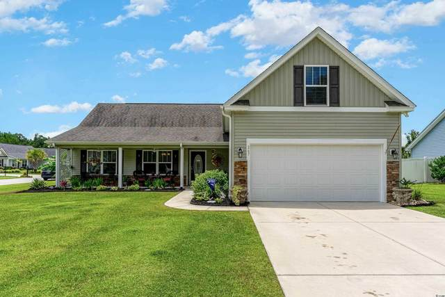 267 Avery Dr., Myrtle Beach, SC 29588 (MLS #2115424) :: Homeland Realty Group