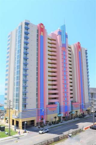 3500 N Ocean Blvd. #402, North Myrtle Beach, SC 29582 (MLS #2115455) :: The Lachicotte Company