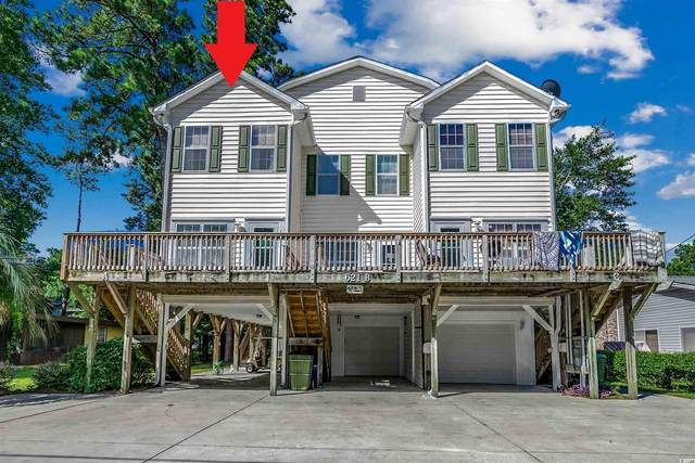 621A 15th Ave. S A, Surfside Beach, SC 29575 (MLS #2115479) :: Surfside Realty Company