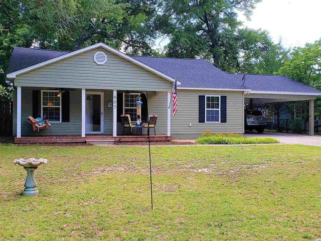 605 40th Ave. S, North Myrtle Beach, SC 29582 (MLS #2115481) :: James W. Smith Real Estate Co.