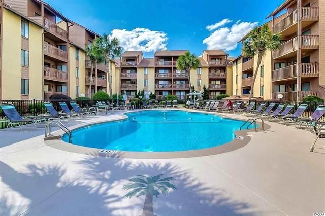 5507 N Ocean Blvd. #105, Myrtle Beach, SC 29577 (MLS #2115486) :: Homeland Realty Group