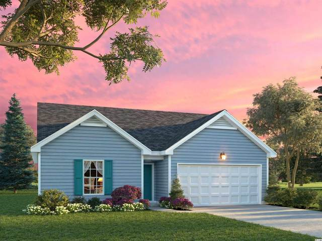 106 Leaflet Loop, Pawleys Island, SC 29585 (MLS #2115487) :: Jerry Pinkas Real Estate Experts, Inc