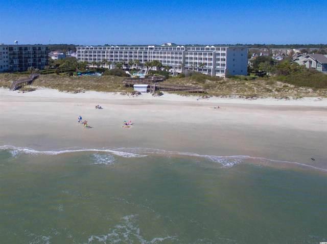 601 Retreat Beach Circle #101, Pawleys Island, SC 29585 (MLS #2115499) :: Scalise Realty