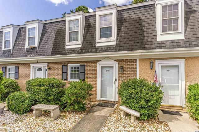4505 N Kings Hwy. D-10, Myrtle Beach, SC 29577 (MLS #2115513) :: James W. Smith Real Estate Co.