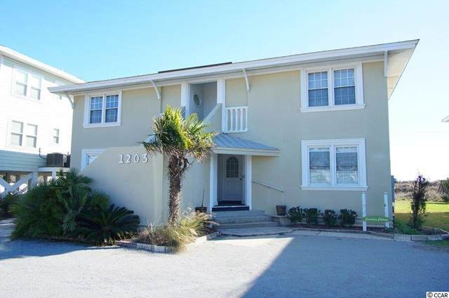 1203 S Ocean Blvd. S, North Myrtle Beach, SC 29582 (MLS #2115519) :: Garden City Realty, Inc.
