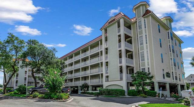 502 48th Ave. S #309, North Myrtle Beach, SC 29582 (MLS #2115520) :: Surfside Realty Company