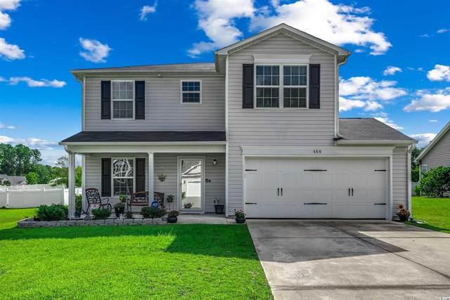 469 Cotton Grass Dr., Loris, SC 29569 (MLS #2115522) :: Garden City Realty, Inc.