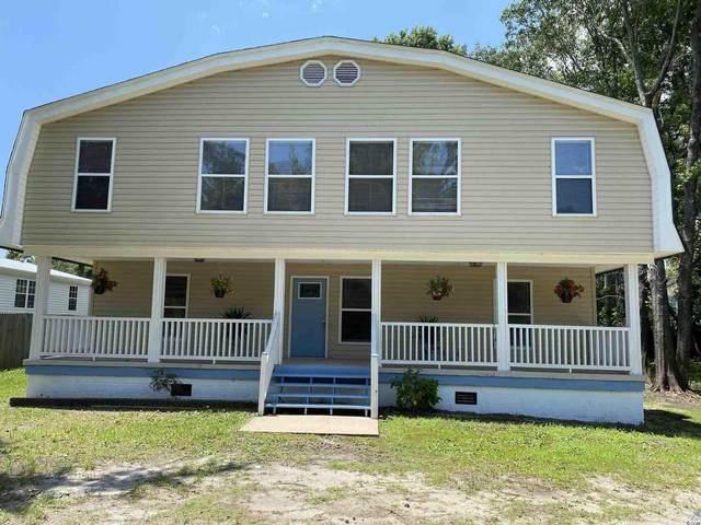 613 Calhoun Dr., Garden City Beach, SC 29576 (MLS #2115523) :: Garden City Realty, Inc.