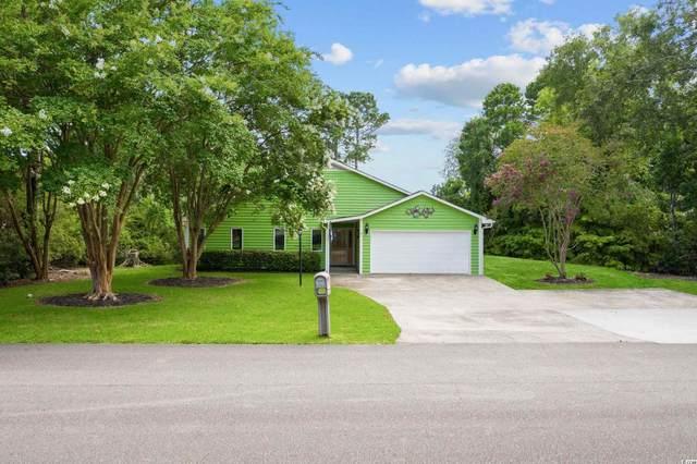 7 Liberty Oak Ln., Surfside Beach, SC 29575 (MLS #2115525) :: Duncan Group Properties
