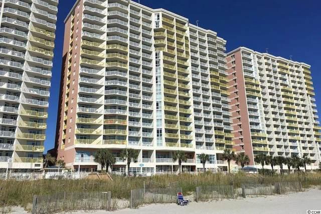 2801 S Ocean Blvd. #933, North Myrtle Beach, SC 29582 (MLS #2115538) :: Coldwell Banker Sea Coast Advantage