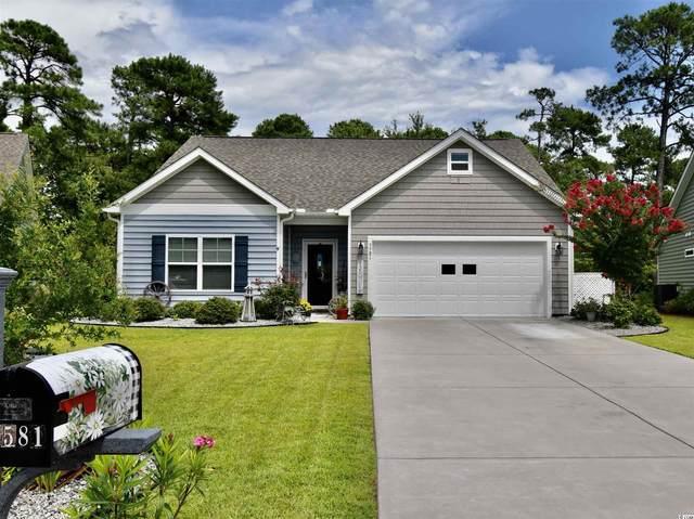 5581 Plantersville Pl., Myrtle Beach, SC 29579 (MLS #2115573) :: Sloan Realty Group