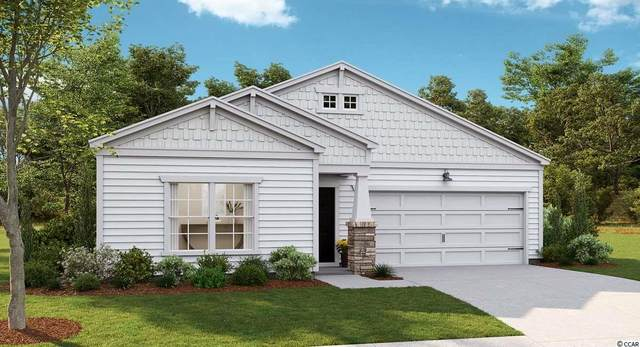 222 Timber Oaks Dr., Myrtle Beach, SC 29588 (MLS #2115579) :: The Lachicotte Company