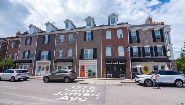 3578 Saint James Ave. A & B, Myrtle Beach, SC 29577 (MLS #2115585) :: James W. Smith Real Estate Co.