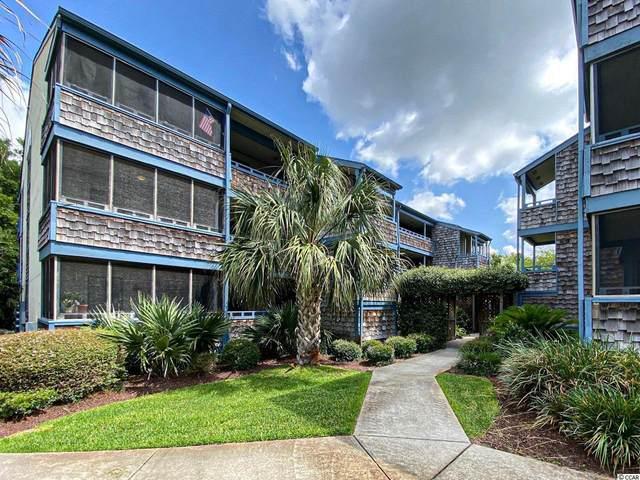 250 Maison Dr. H-1, Myrtle Beach, SC 29572 (MLS #2115653) :: Jerry Pinkas Real Estate Experts, Inc