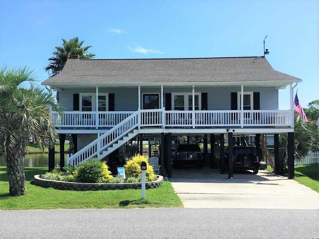 433 Bay Dr., Murrells Inlet, SC 29576 (MLS #2115655) :: The Litchfield Company