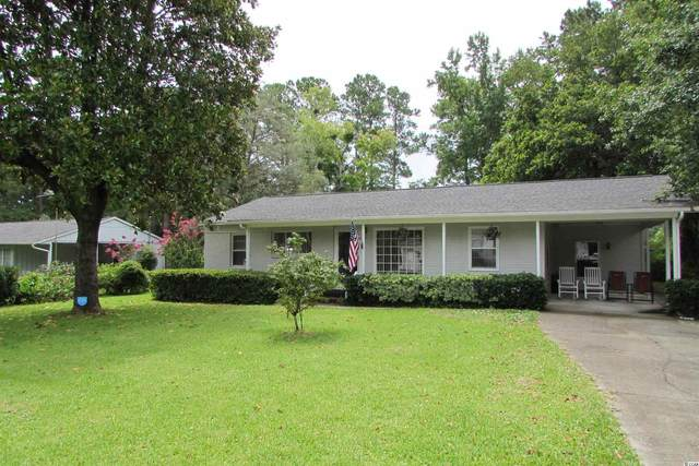 521 Holly Dr., Myrtle Beach, SC 29577 (MLS #2115659) :: The Hoffman Group