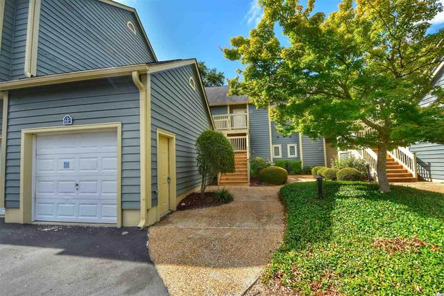 820 Castleford Circle 6-F, Myrtle Beach, SC 29572 (MLS #2115668) :: James W. Smith Real Estate Co.