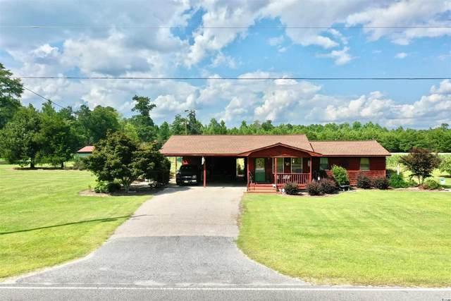 8830 Boggy Branch Rd., Nichols, SC 29581 (MLS #2115675) :: Armand R Roux | Real Estate Buy The Coast LLC
