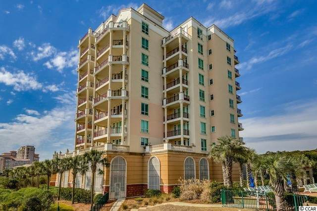 122 Vista Del Mar Ln. #2801, Myrtle Beach, SC 29572 (MLS #2115677) :: Armand R Roux   Real Estate Buy The Coast LLC