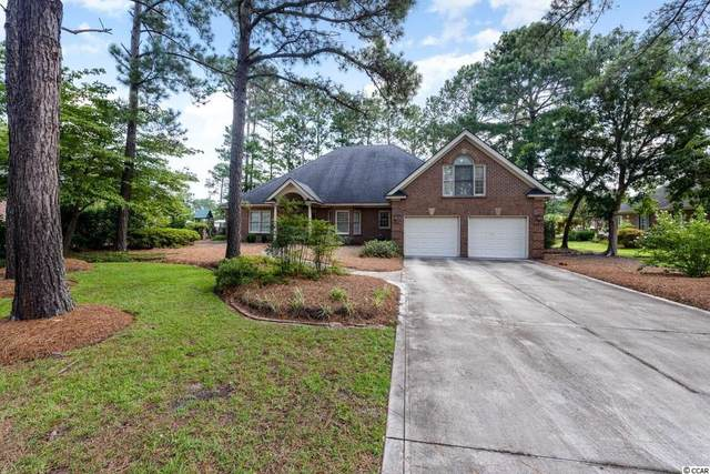 8257 Forest Lake Dr., Conway, SC 29526 (MLS #2115686) :: Homeland Realty Group
