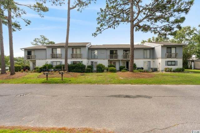 1801 Crooked Pine Dr. Unit H5, Surfside Beach, SC 29575 (MLS #2115687) :: Surfside Realty Company