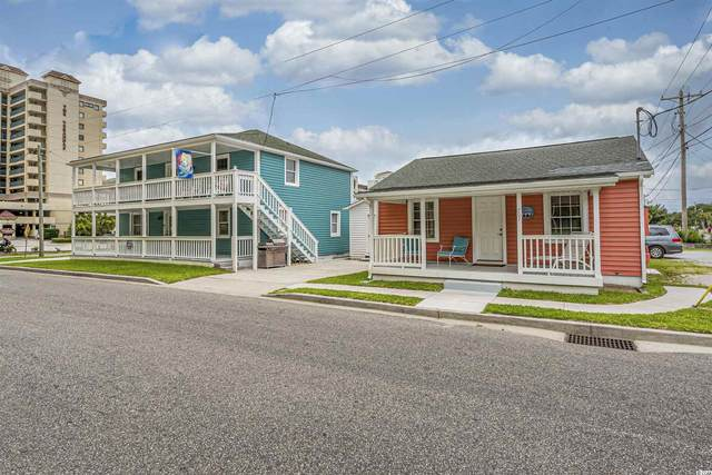 205 5th Ave. S, North Myrtle Beach, SC 29582 (MLS #2115689) :: Homeland Realty Group
