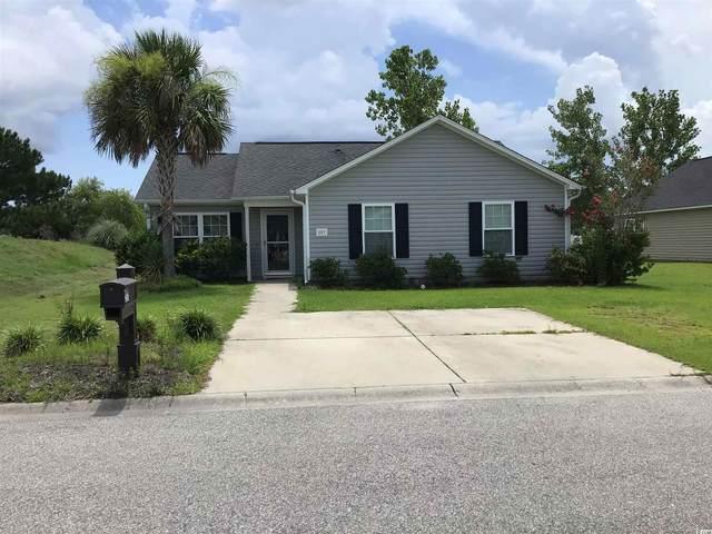 257 Weyburn St., Myrtle Beach, SC 29579 (MLS #2115695) :: James W. Smith Real Estate Co.