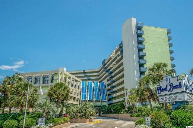 1105 S Ocean Blvd. #1024, Myrtle Beach, SC 29577 (MLS #2115701) :: Coldwell Banker Sea Coast Advantage