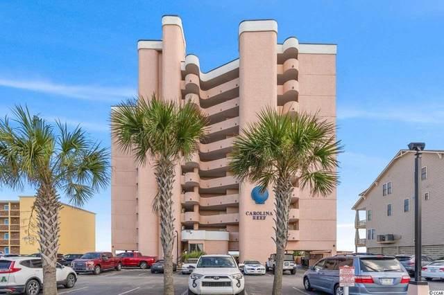 1501 S Ocean Blvd. #804, North Myrtle Beach, SC 29582 (MLS #2115706) :: The Lachicotte Company