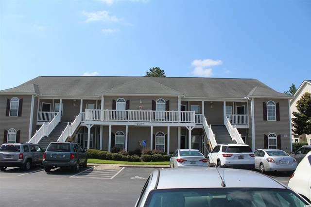 121 Ashley Park Dr. D, Myrtle Beach, SC 29579 (MLS #2115709) :: The Hoffman Group