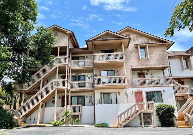 306 74th Ave. N #205, Myrtle Beach, SC 29572 (MLS #2115713) :: Grand Strand Homes & Land Realty