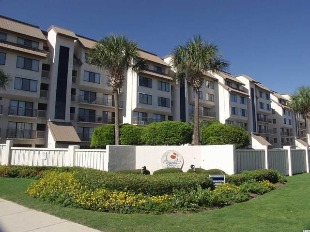 1398 Basin Terrace #312, Garden City Beach, SC 29576 (MLS #2115720) :: Ryan Korros Team