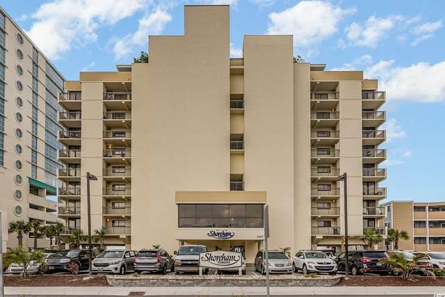 2307 S Ocean Blvd. 4-C, North Myrtle Beach, SC 29582 (MLS #2115721) :: Garden City Realty, Inc.