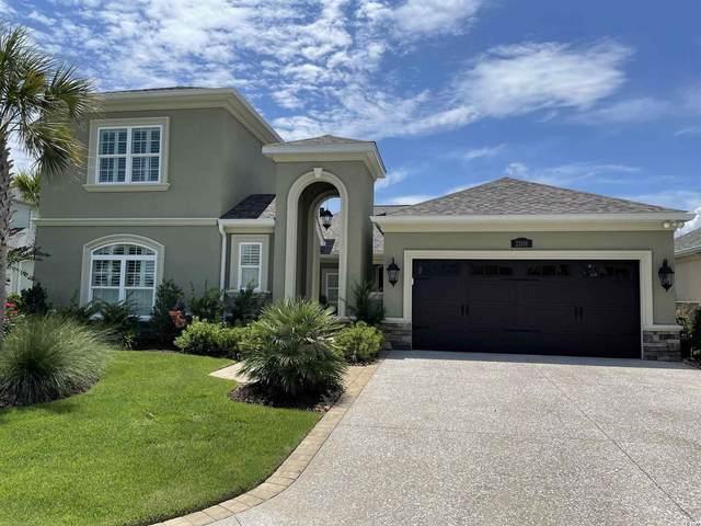 2109 Via Palma Dr., North Myrtle Beach, SC 29582 (MLS #2115723) :: Grand Strand Homes & Land Realty