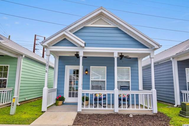 121 Addison Cottage Way, Murrells Inlet, SC 29576 (MLS #2115733) :: Homeland Realty Group