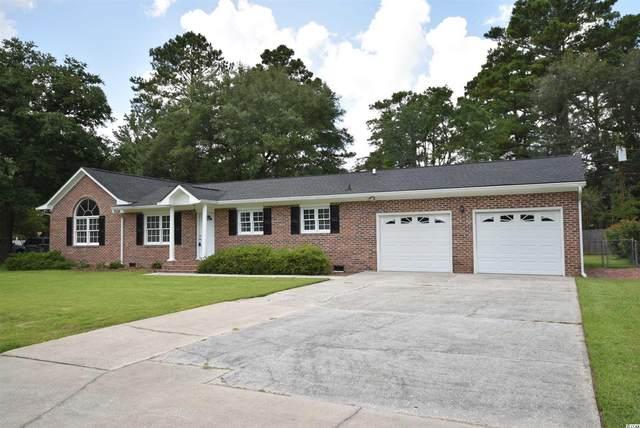 1761 Sumter St., Georgetown, SC 29440 (MLS #2115738) :: Homeland Realty Group